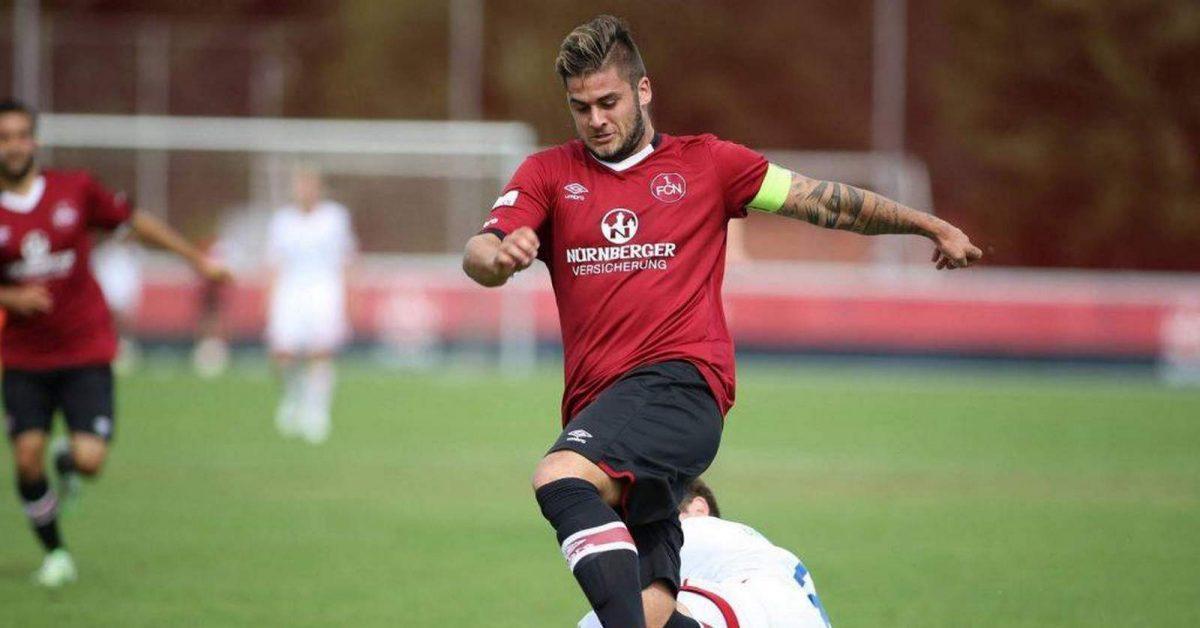 Würzburger Kickers: Dominic Baumann kommt vom Club