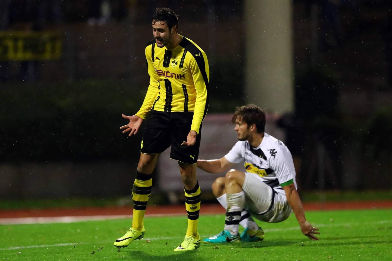 Hamadi Al Hhaddioui von Borussia Dortmund U23