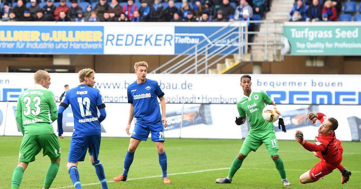 SC Paderborn: Kruse wechselt in die 2. Liga
