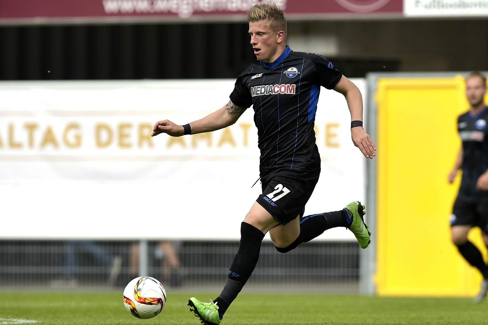 Markus Piossek vom SC Paderborn