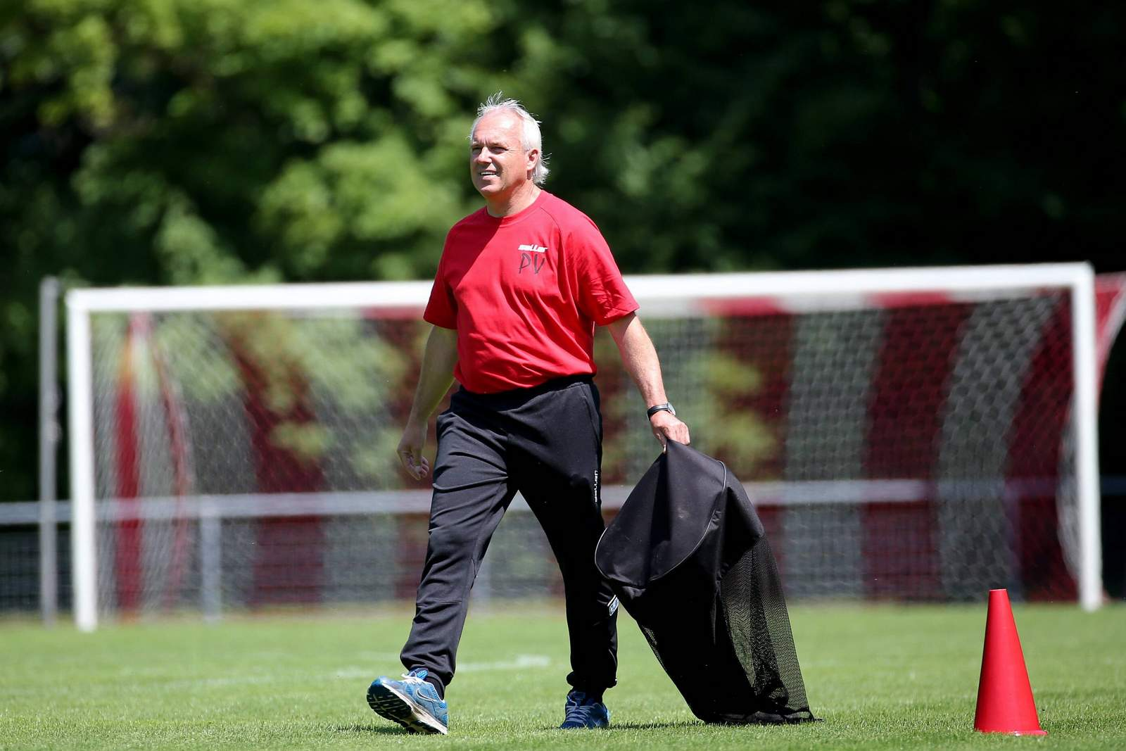 Bekommt keinen neuen Vertrag: Aalen Trainer Peter Vollmann
