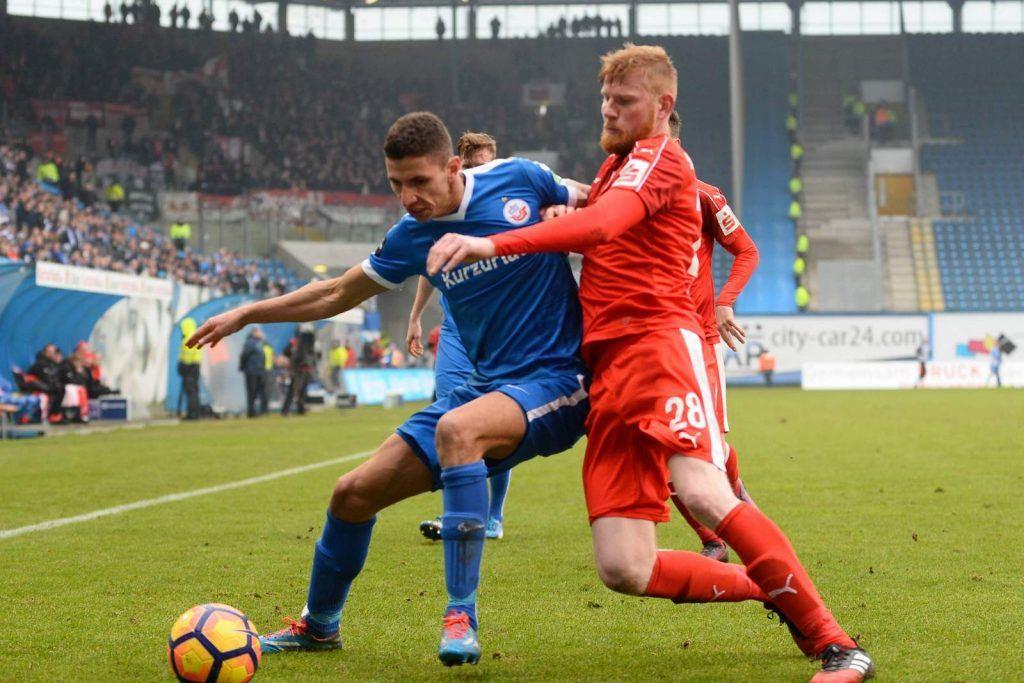 #2 Fabian Franke (Hallescher FC) ©Imago/Jan Huebner