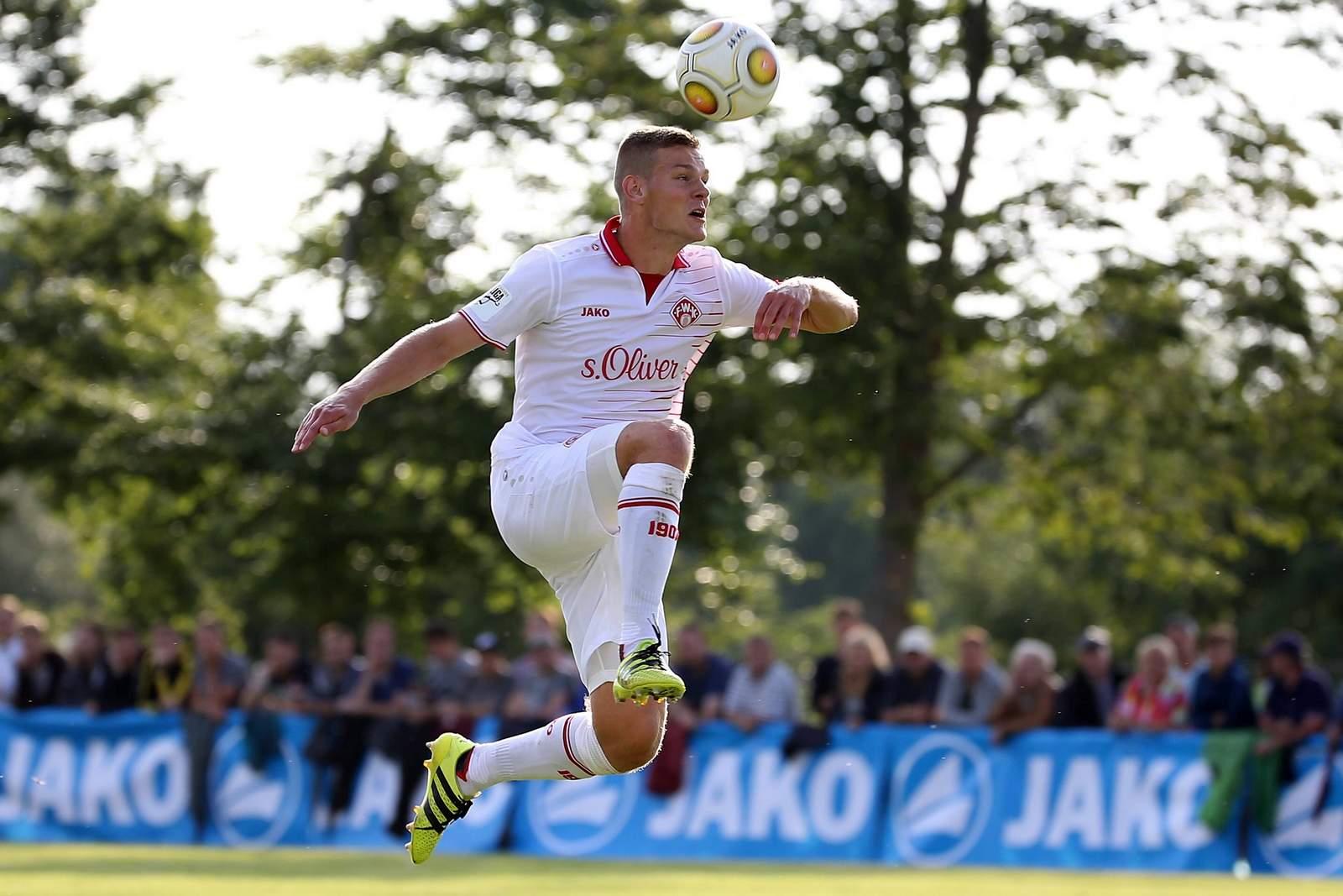 Würzburger Kickers Zwischenbilanz Der Neuzugänge 201718