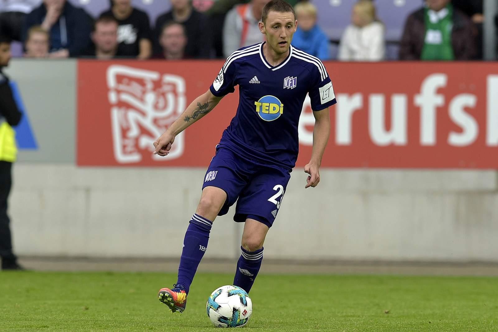 Christian Bickel vom VfL Osnabrück