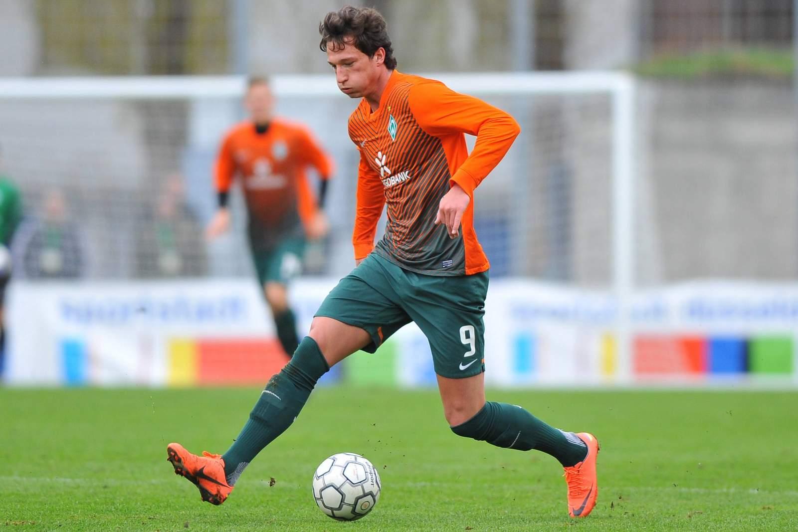 Dimitrios Ferfelis von Werder Bremen