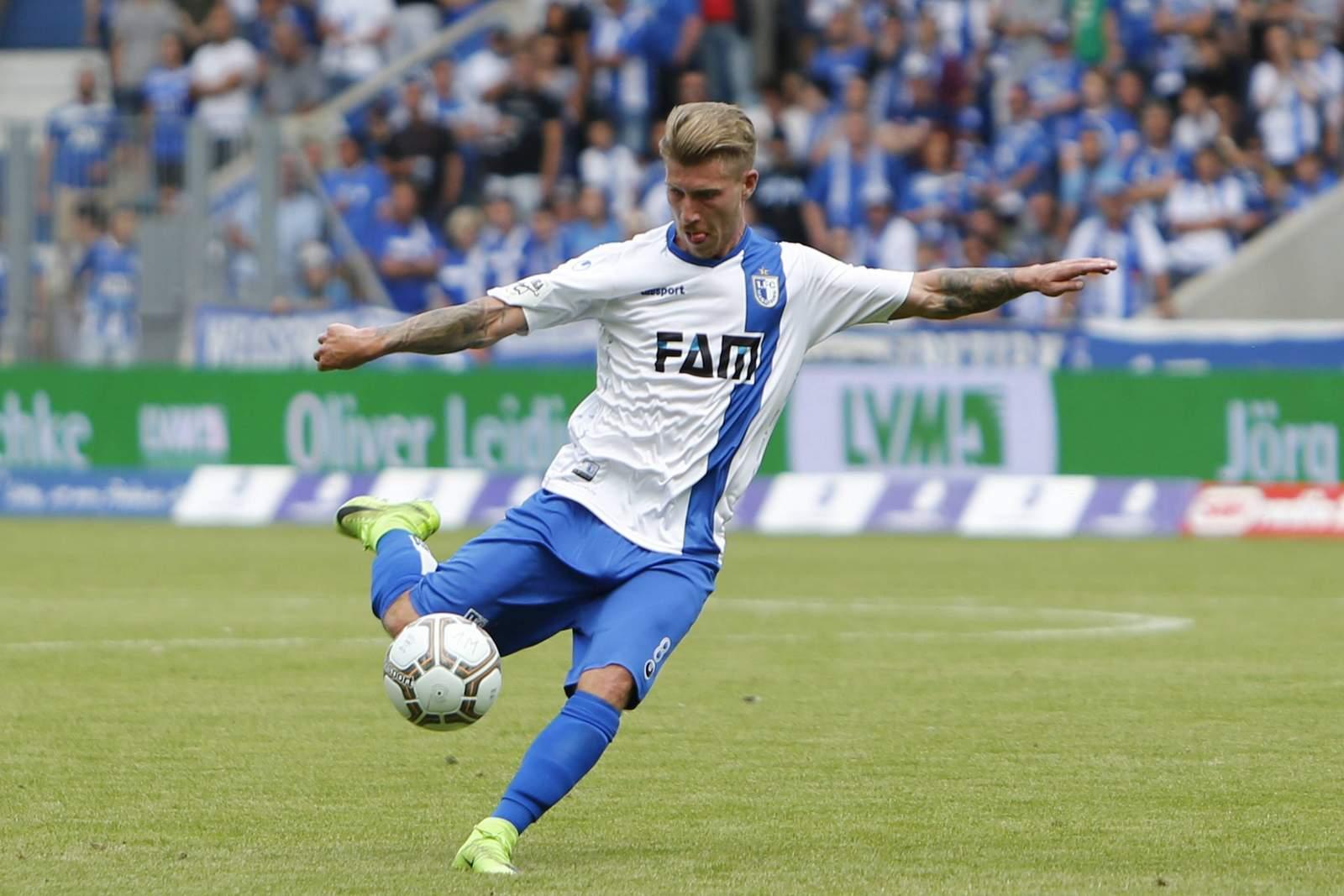 Philip Türpitz vom 1. FC Magdeburg zieht ab: Jetzt auf das Spiel Meppen gegen den FCM wetten.