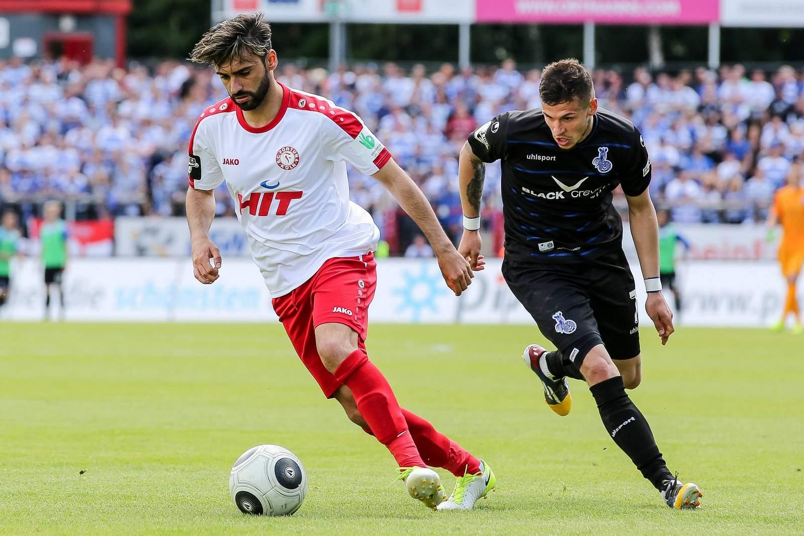 Selcuk Alibaz von Fortuna Köln
