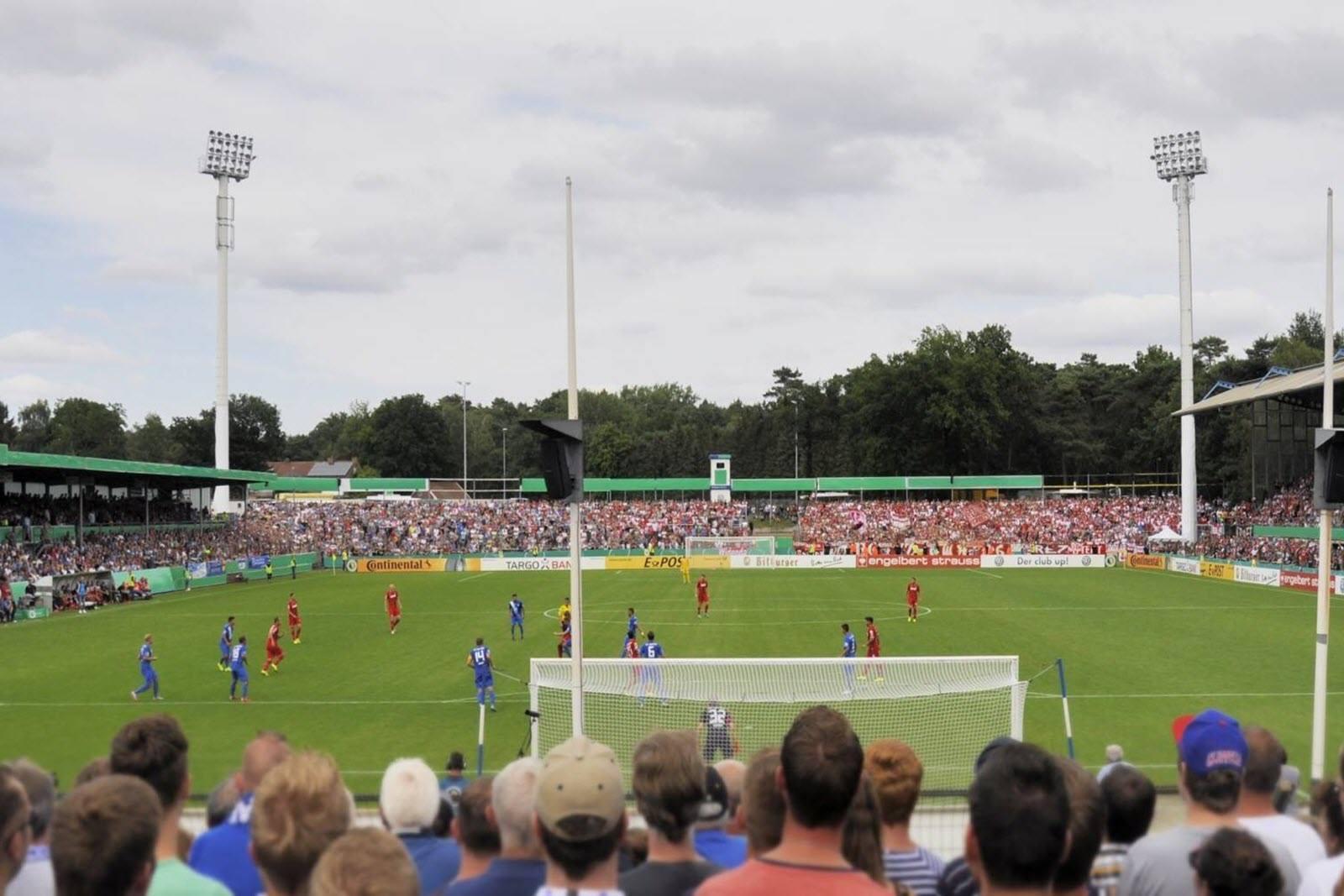 SV Meppen: Stadionvorstellung