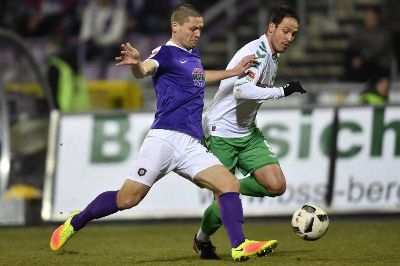 Adam Sušac, Neuzugang vom VfL Osnabrück