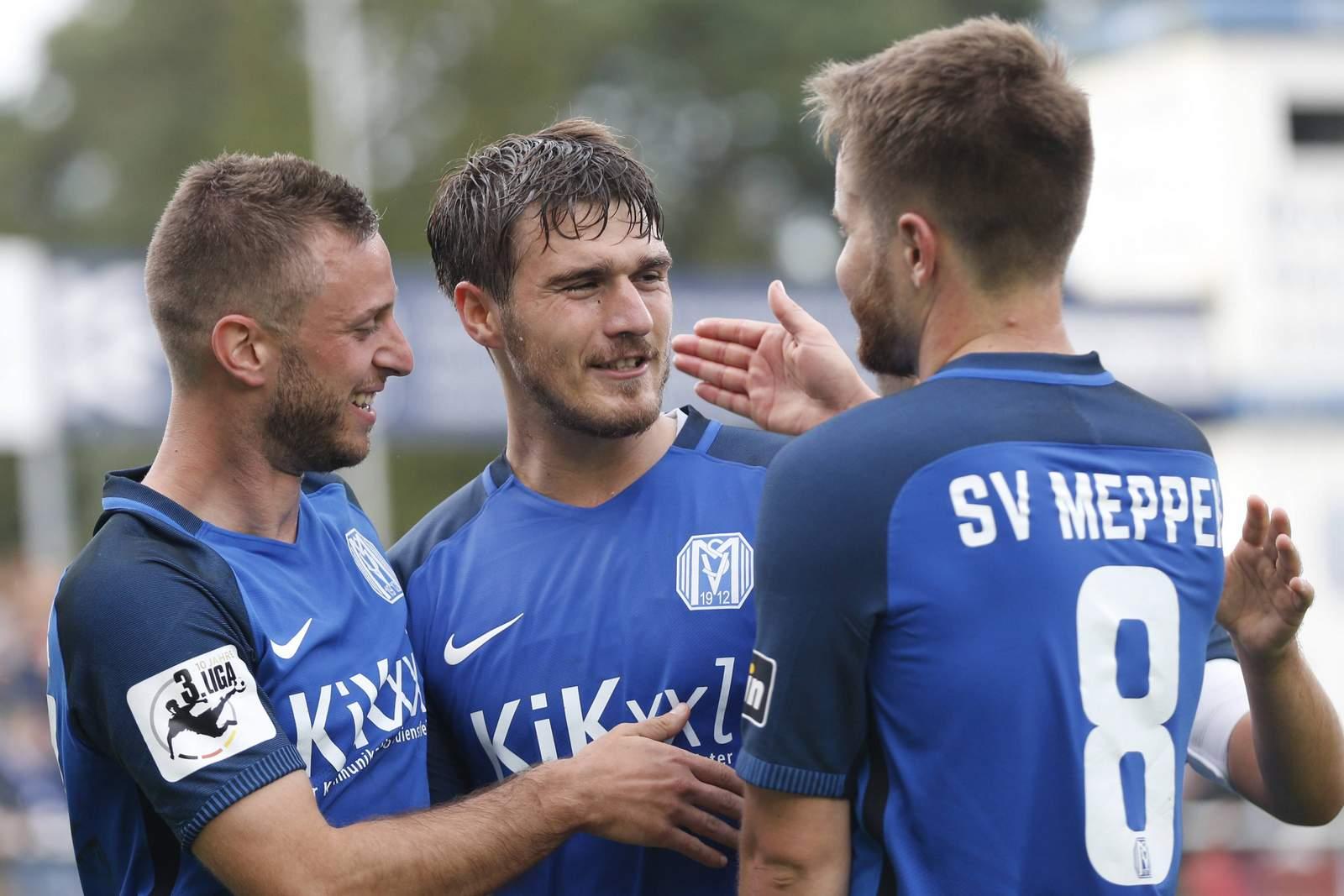 Der SV Meppen tritt am sechsten Spieltag der dritten Liga in Paderborn an. Wem gelingt der Sieg? Jetzt wetten!