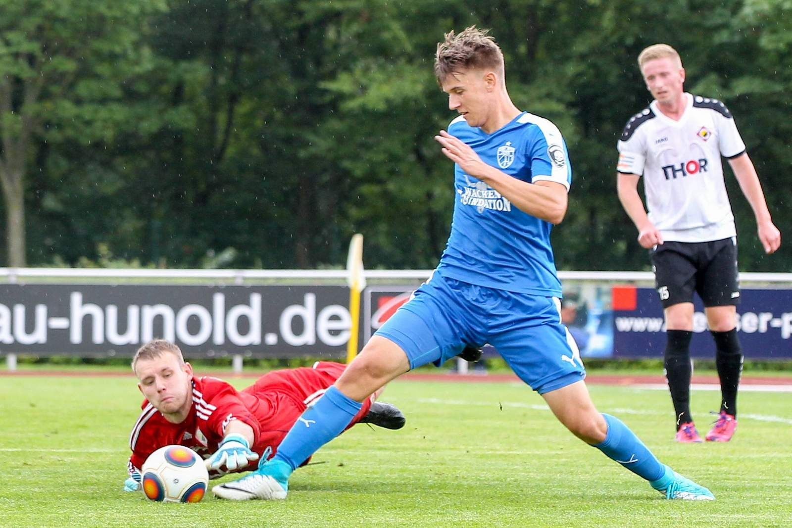 Schiebt Florian Dietz auch am Sonntag gegen Lotte ein? Jetzt wetten!