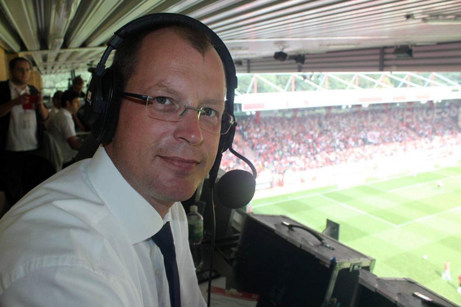 Karsten Petrzika, Sky Kommentator