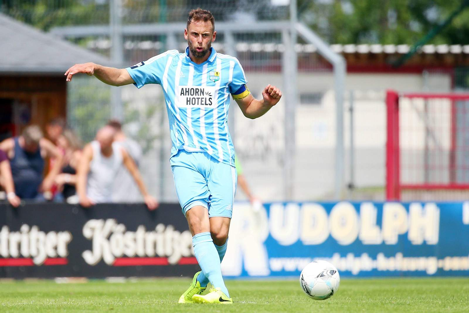 Hachings voraussichtlicher erster Zugang: CFC-Abwehrspieler Marc Endres