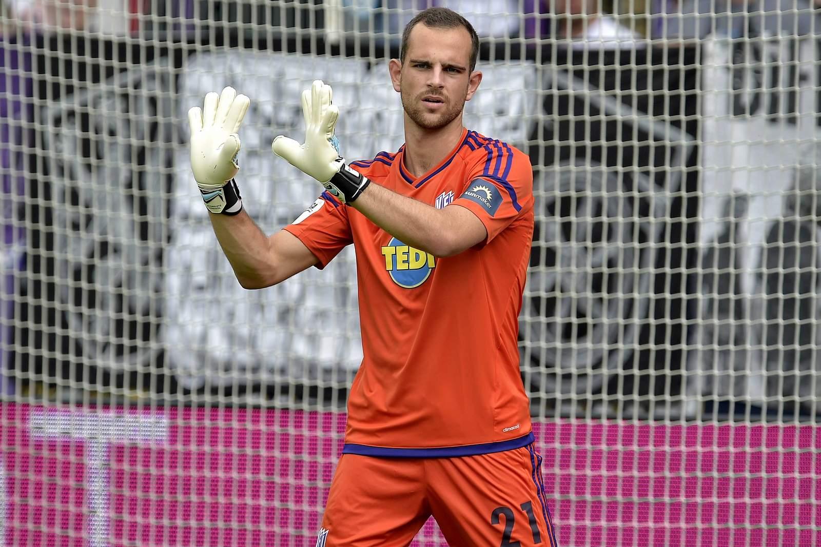 Marius Gersbeck, Torhüter vom VfL Osnabrück