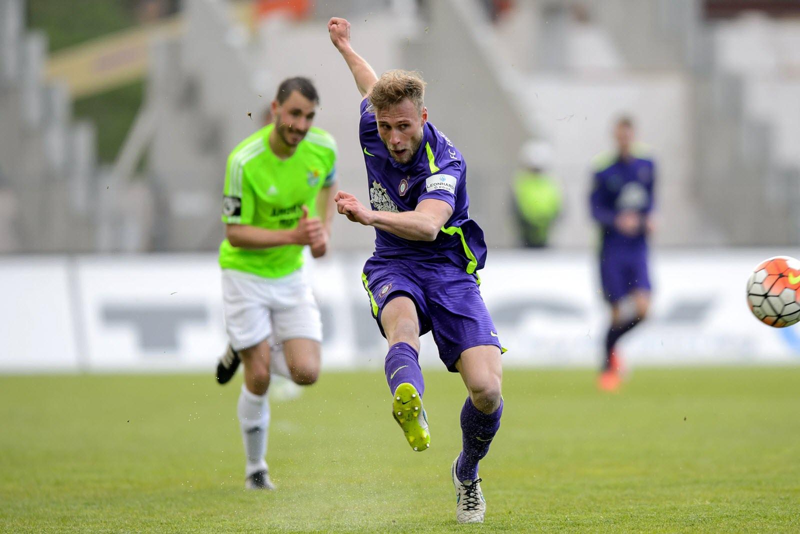 Max Wegner, Neuer Spieler in Lotte