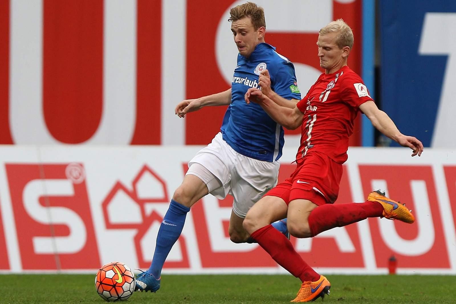 Maximilian Ahlschwede trifft mit Würzburg auf seinen ehemaligen Verein - wer wird gewinnen? Jetzt wetten!