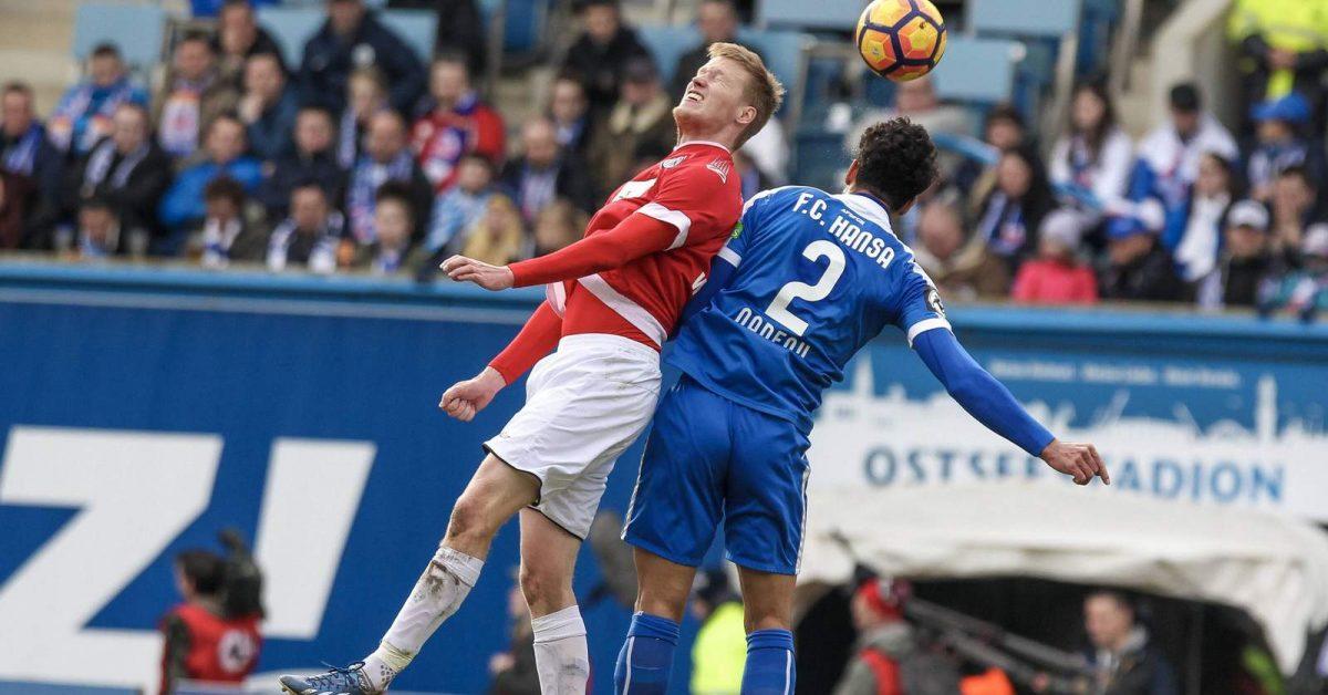 Hansa Rostock vs VfR Aalen: Quoten & Tipp 30.09.17