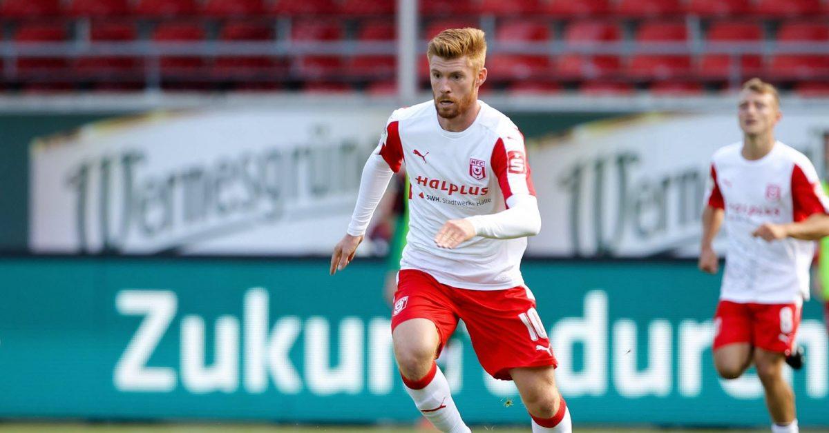 Hallescher FC: Zwischenbilanz der Neuzugänge 2017/18