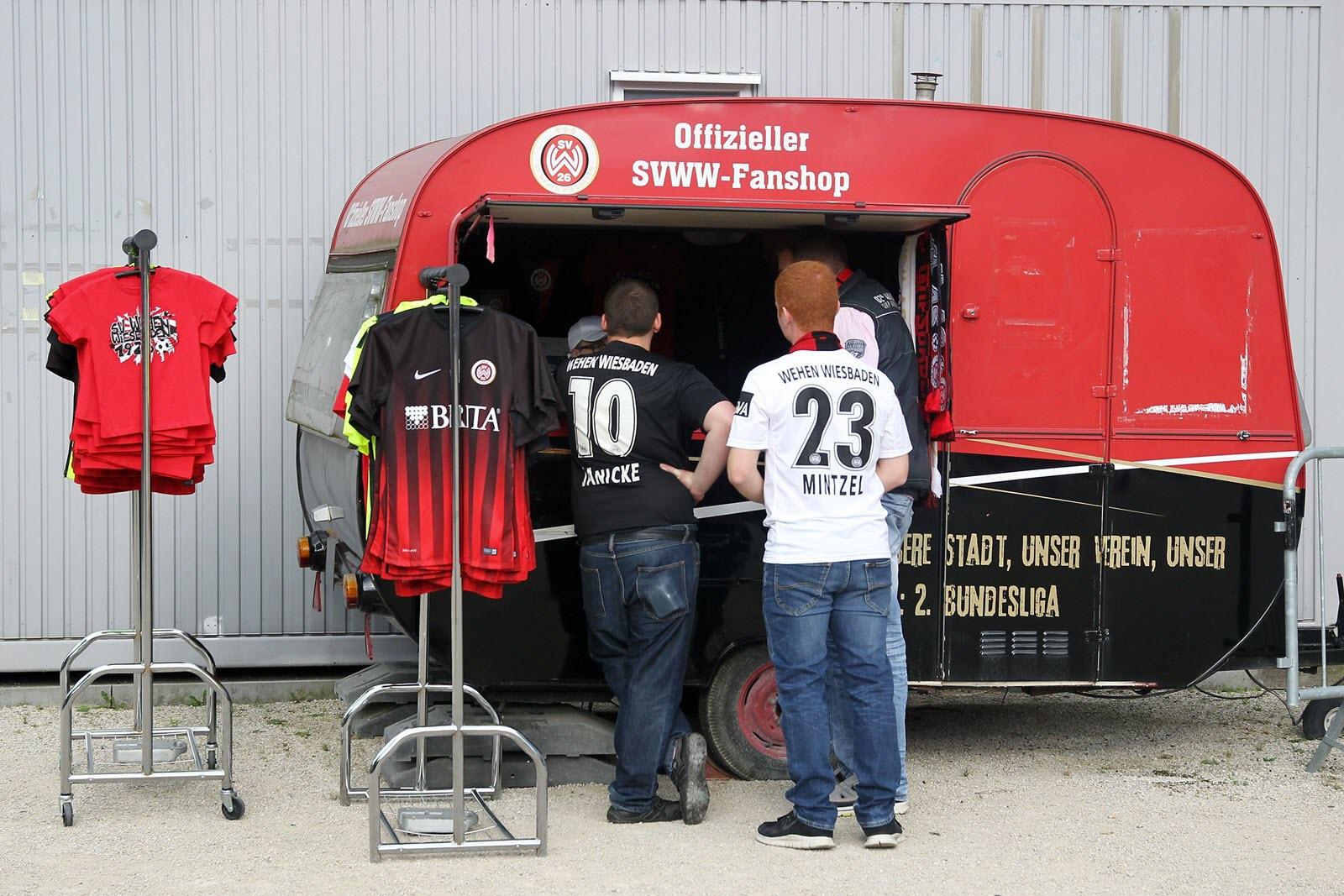Fanshop SV Wehen Wiesbaden