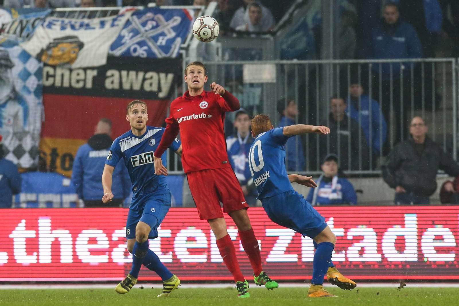 Setzt sich Grupe gegen Hammann durch? Jetzt auf 1. FC Magdeburg gegen Hansa Rostock wetten