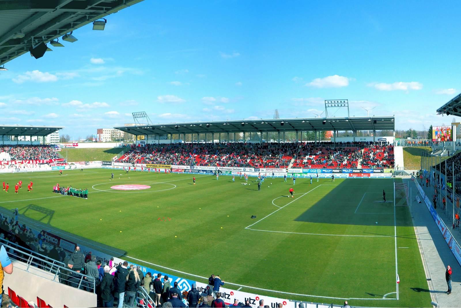 Zwickau will weniger Stadionmiete zahlen