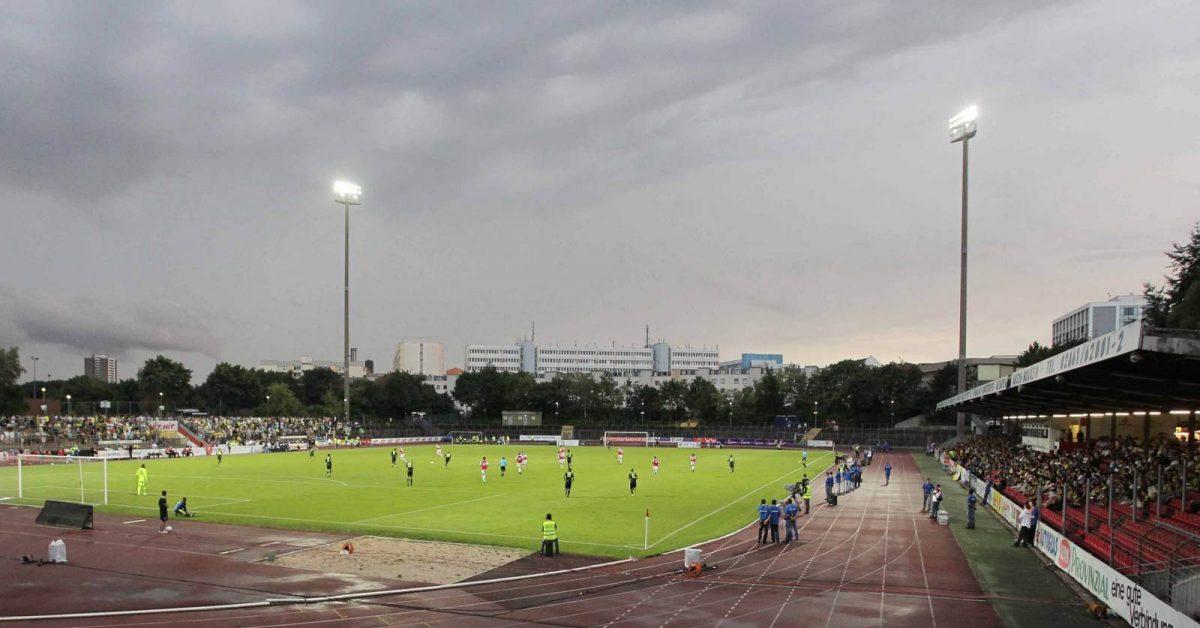 Fortuna Köln: Stadionvorstellung