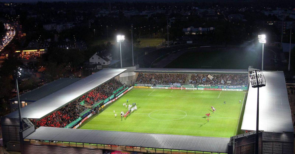 SV Wehen Wiesbaden: Stadionvorstellung
