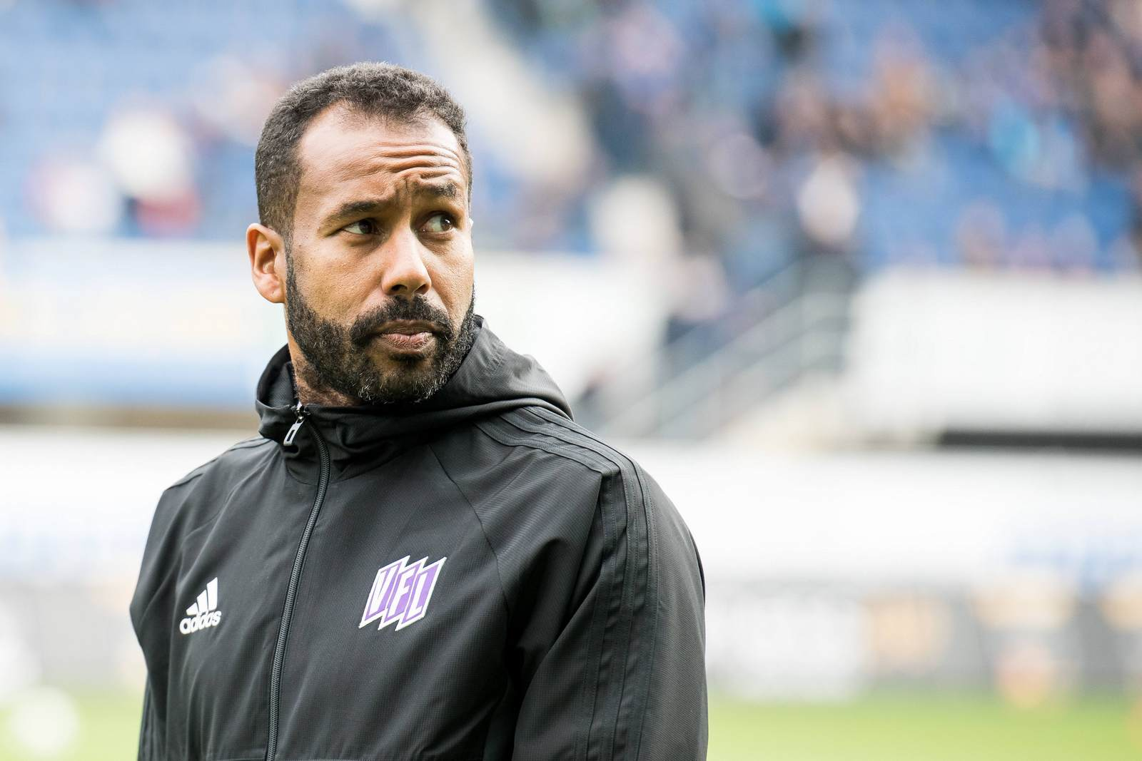 Bei der Mannschaft geachtet: Osnabrücks neuer Cheftrainer Daniel Thioune