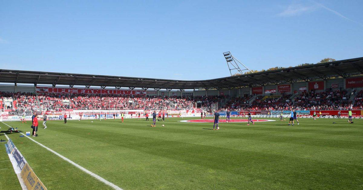Hallescher FC: Stadionvorstellung