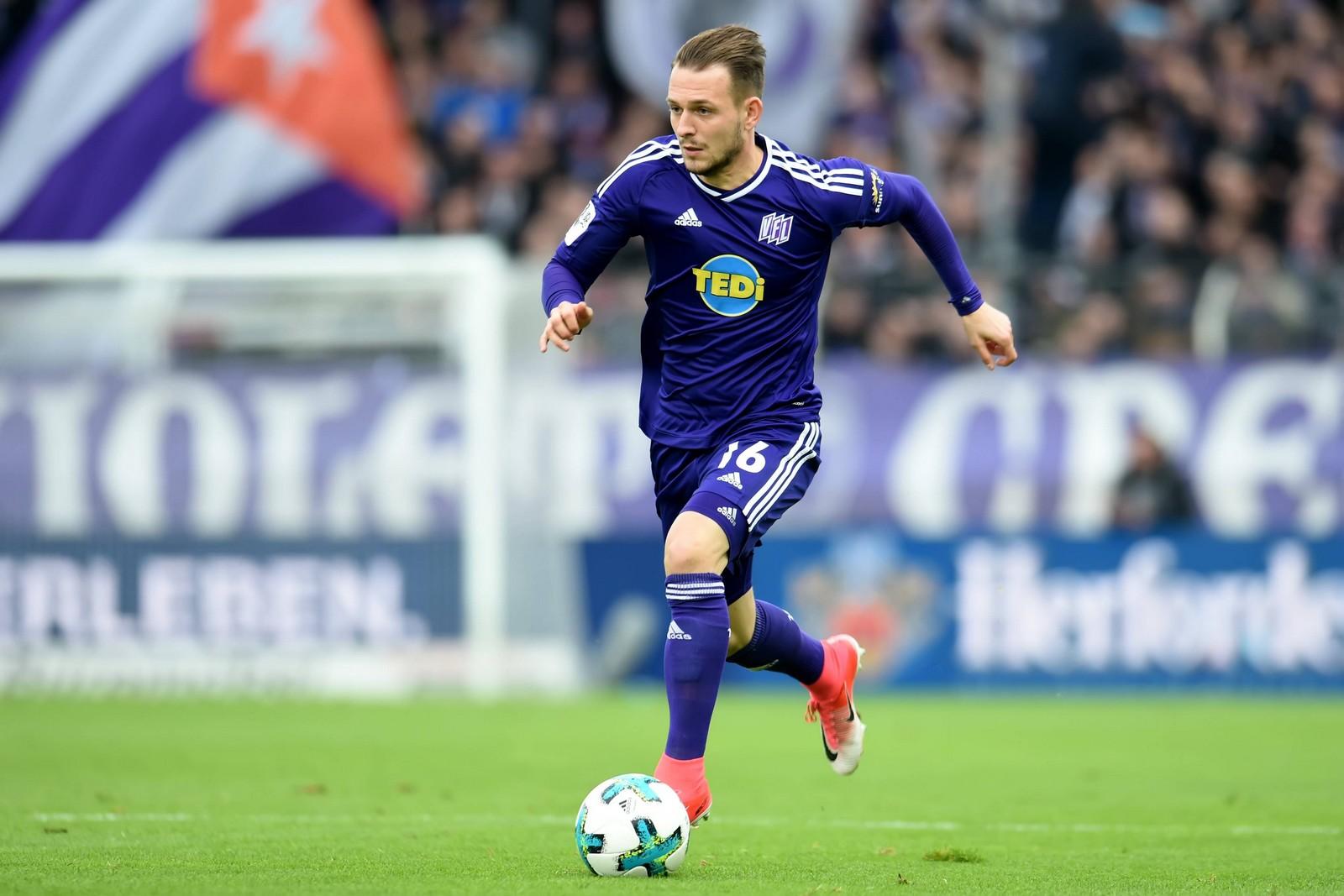 Marc Wachs, Spieler des VfL Osnabrück