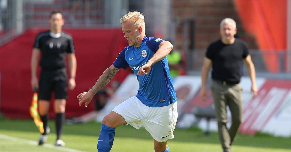 Hansa Rostock: Zurück im Aufstiegskampf