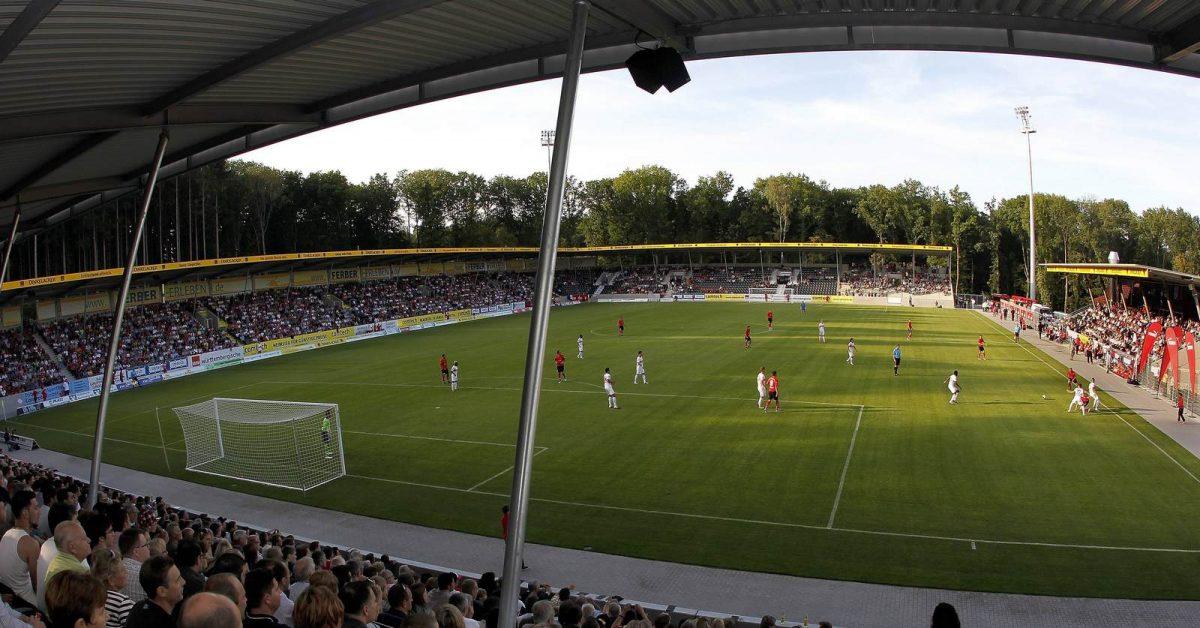 SG Sonnenhof Großaspach: Stadionvorstellung