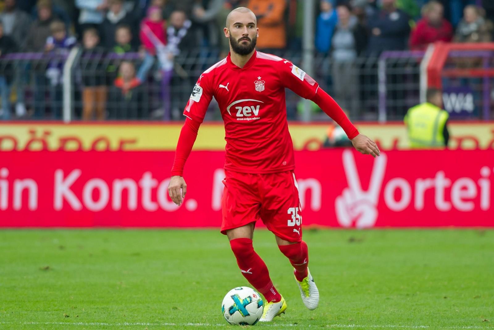 Prüft Erstliga-Angebote aus dem Ausland: FSV-Verteidiger Nico Antonitsch