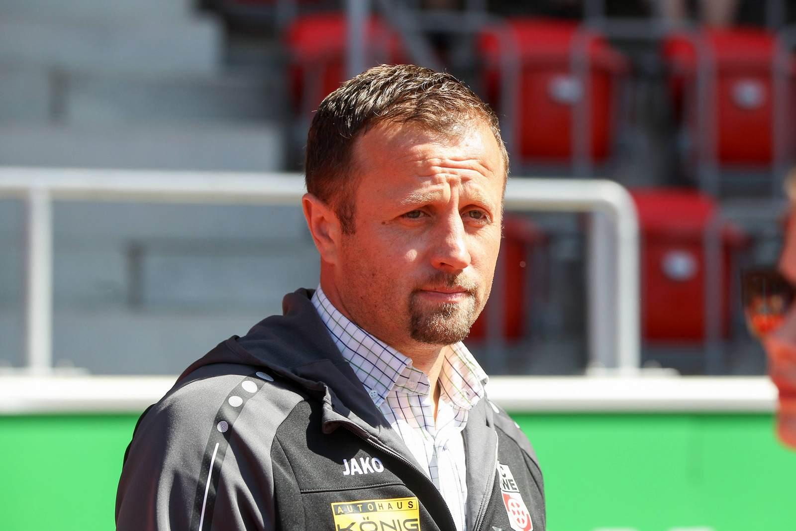 Torsten Traub als sportlicher Leiter von RWE
