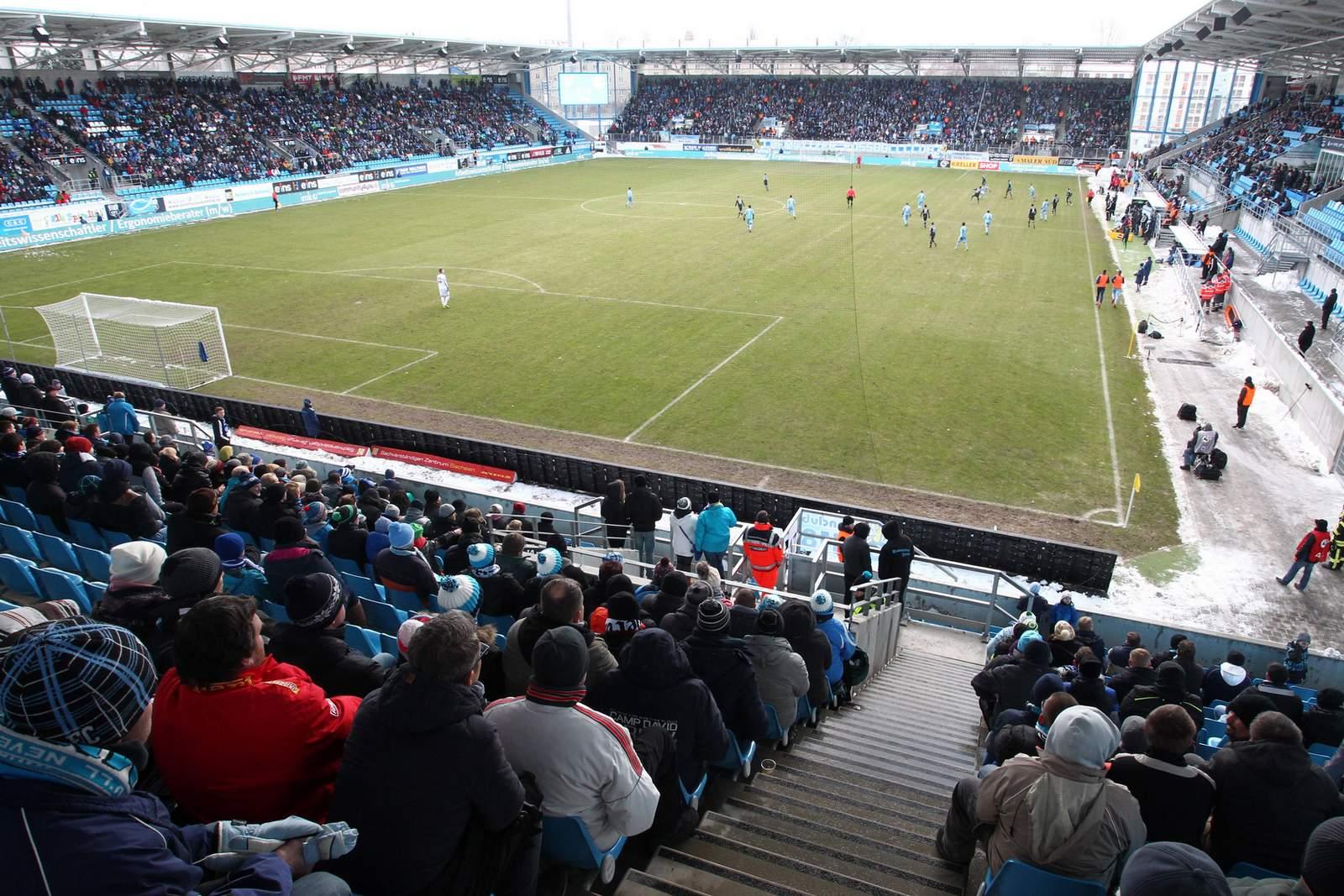 community4you-Arena Chemnitz
