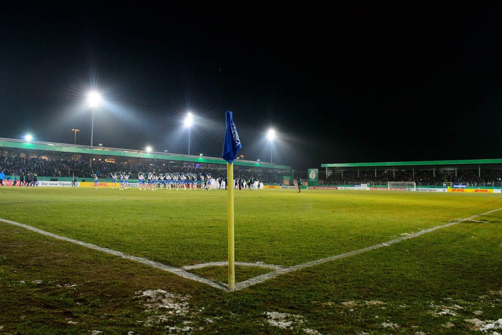 Sportfreunde Lotte, Heimspielstätte: Frimo Stadion