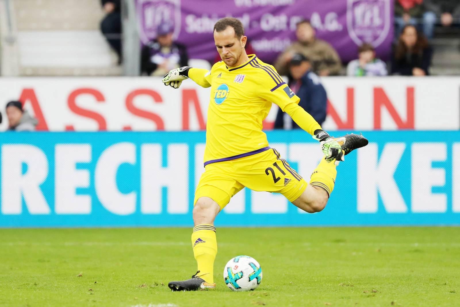 Marius Gersbeck vom VfL Osnabrück