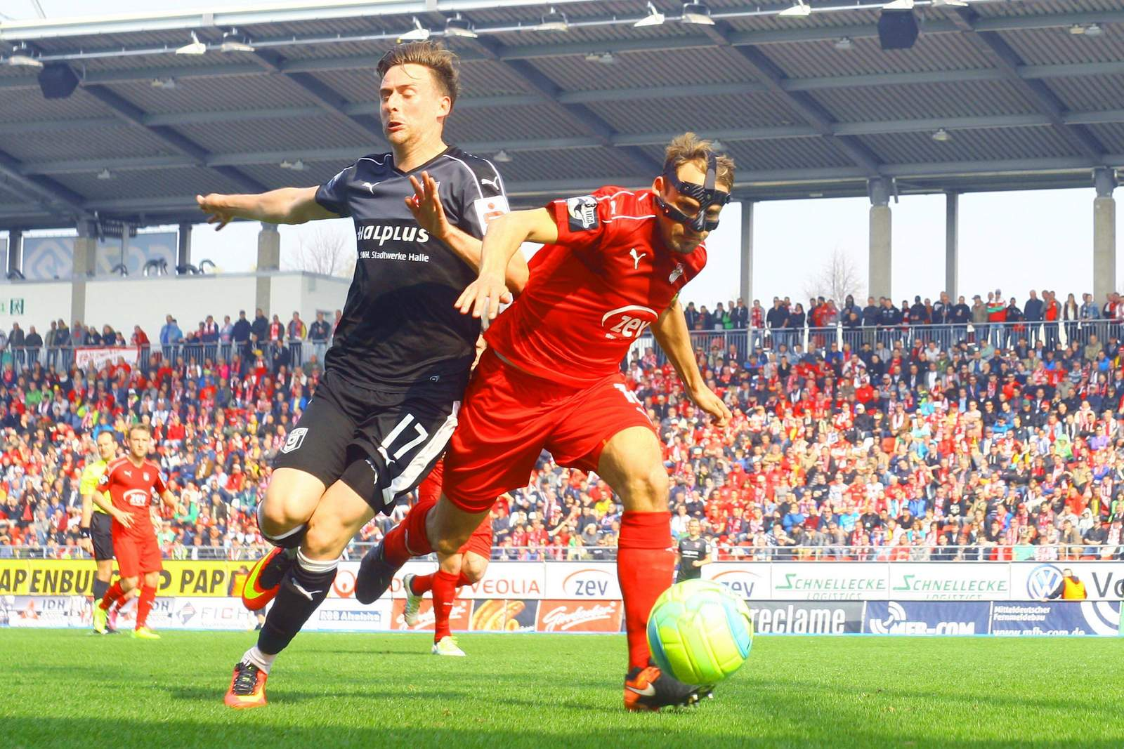 Hasil gambar untuk FSV Zwickau vs VfB Stuttgart