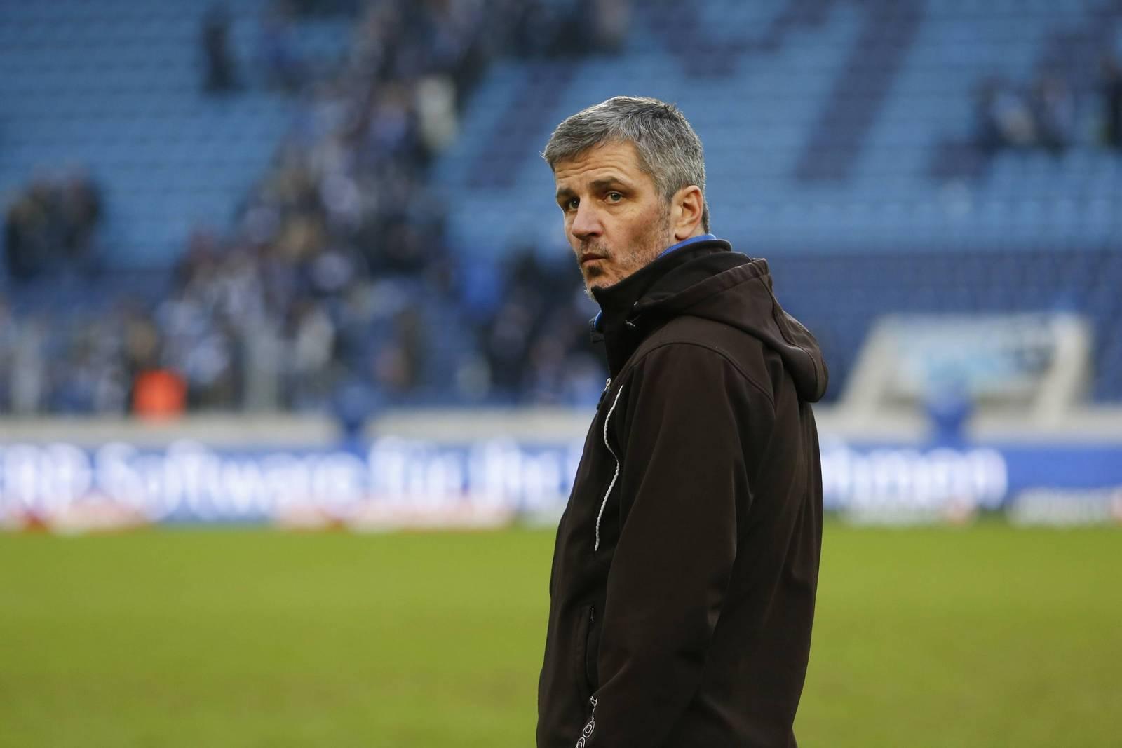 Jens Härtel ist neuer Trainer des FC Hansa