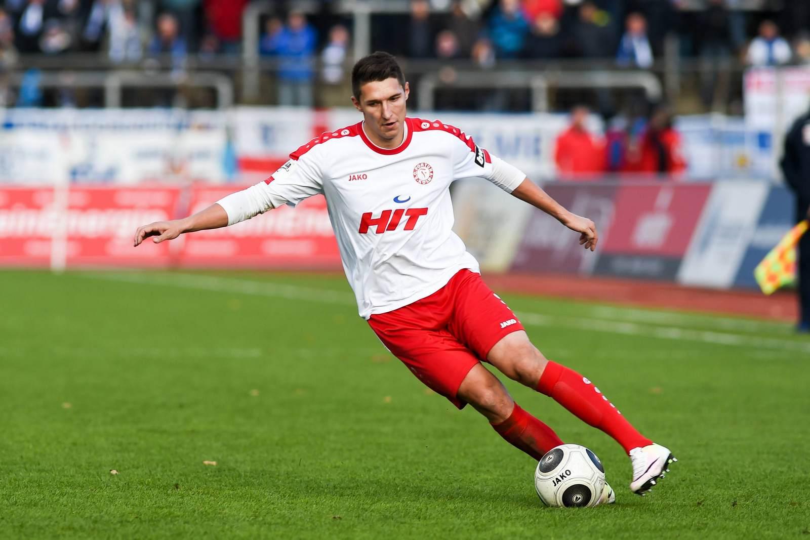 Markus Pazurek von Fortuna Köln