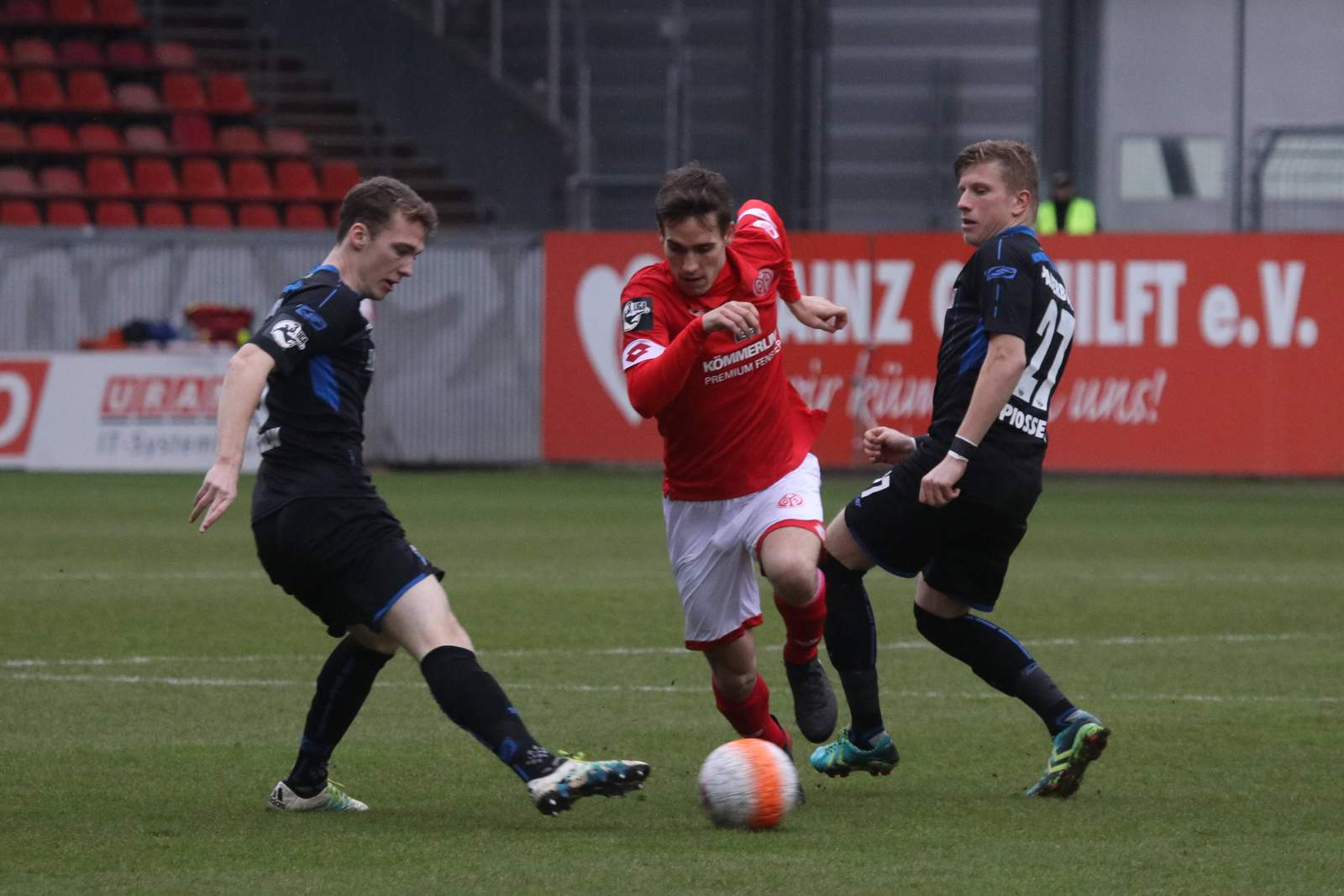 Philipp Klement im Trikot des FSV Mainz 05