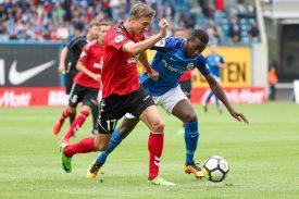 Heute: Großaspach vs Hansa Rostock