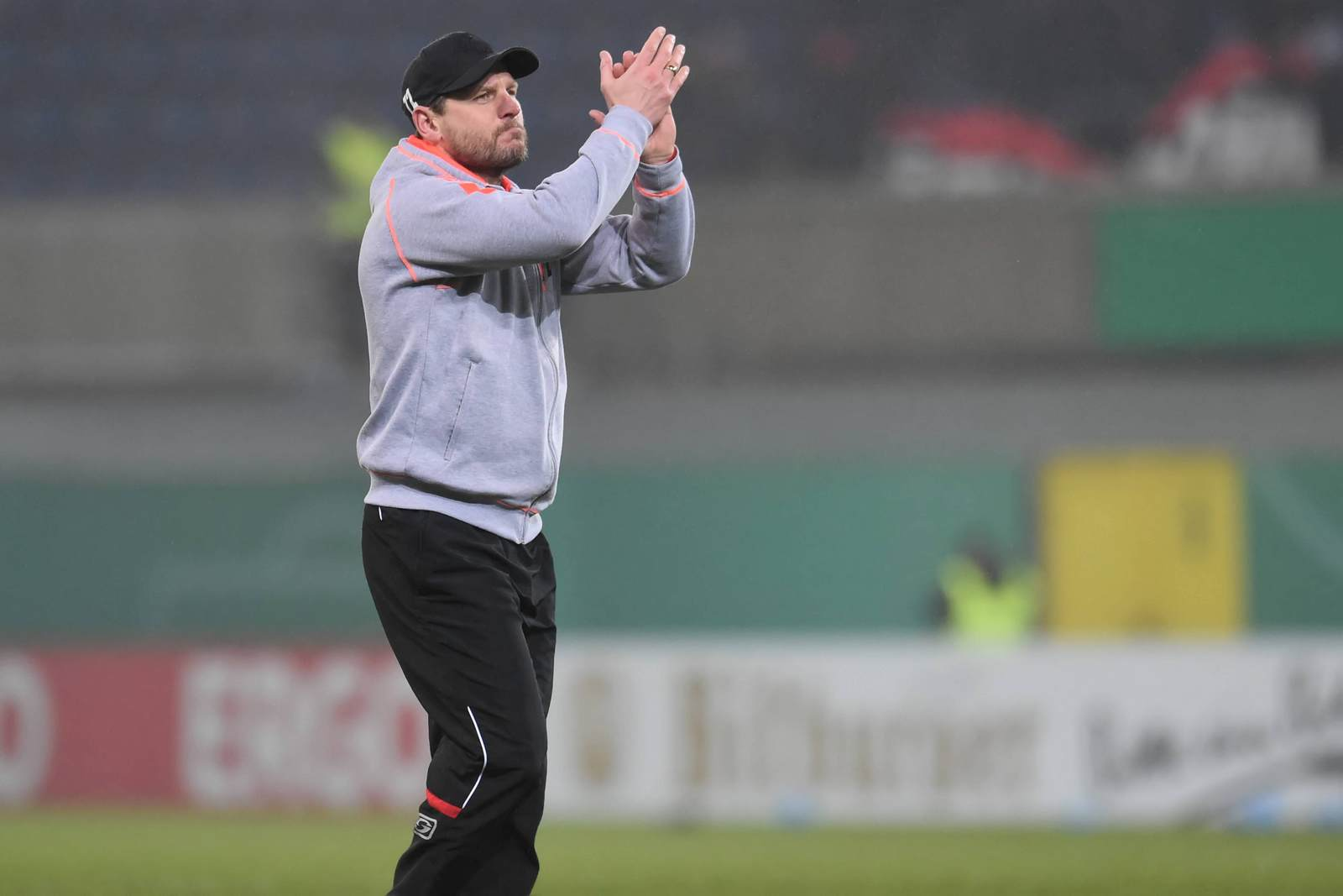 Steffen Baumgart, Trainer des SC Paderborn