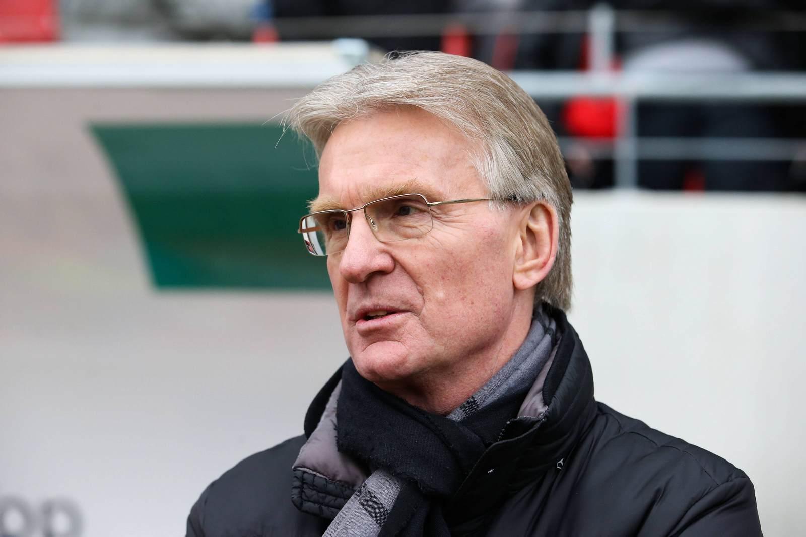 Keine Angst vor großen Namen: Halles Präsident Michael Schädlich