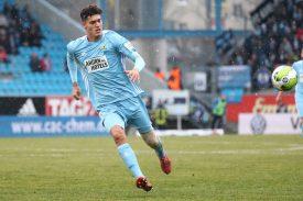 Chemnitzer FC: Slavov Opfer eines Polizei-Irrtums