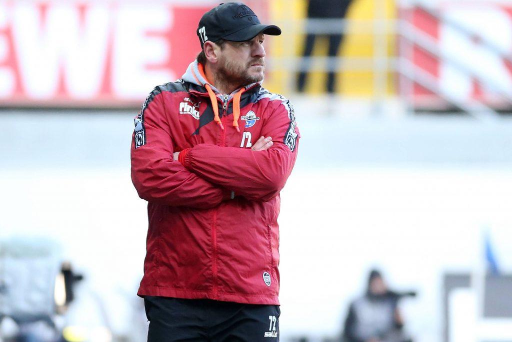 SC Paderborn: Baumgart angefressen