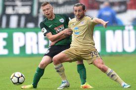 30. Spieltag: Osnabrück vs Preußen