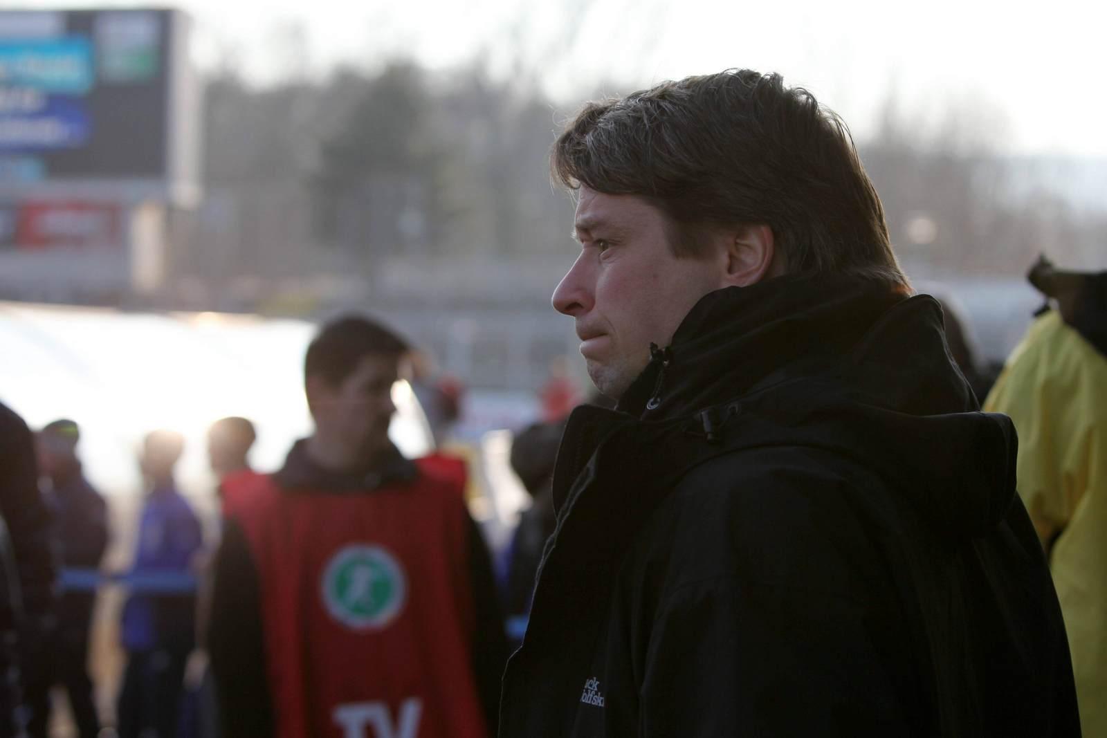 Sorgen um Fan-Belange: Meppens Geschäftsführer Ronald Maul