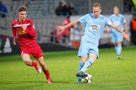 33. Spieltag: Rot Weiß Erfurt vs Chemnitzer FC