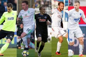 Voting: Wer ist Spieler des 33. Spieltags 2017/18?